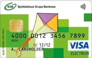 Bank Spoldzielczy Rzemiosla W Lodzi Karta Visa Electron Paywave
